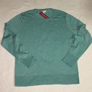 Merona sweater NWT